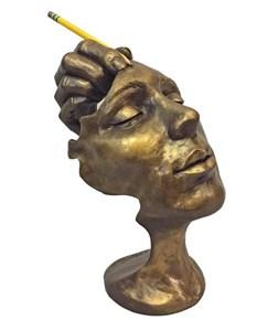 Soul Secrets in Faux Bronze Resin