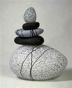 Speckled White Cairns