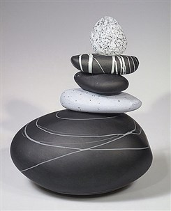 Gray Stripe Cairns