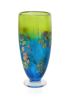 Giverny Footed Vase