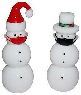 Masked Snowmen