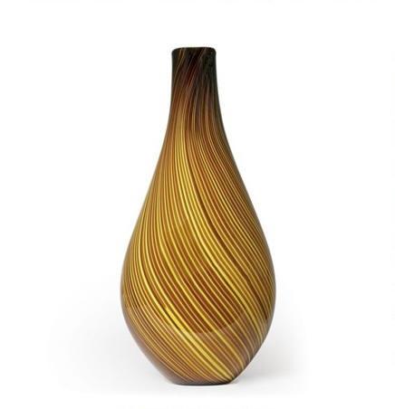 Yellow Roma Vase