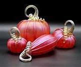 Pumpkin Set in Merlot