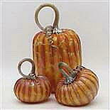 Maple Pumpkin Set