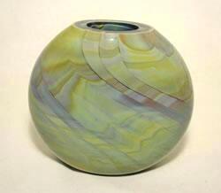 Piatto Vase (Medium) Mystery Opal
