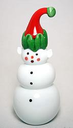 Elf Snowman