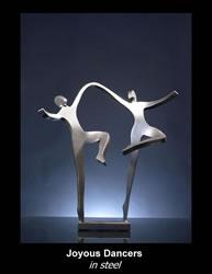 Joyous Dancers