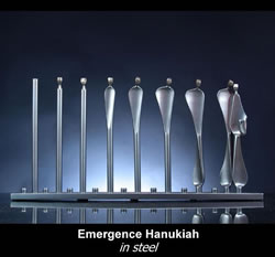 Emergence Menorah
