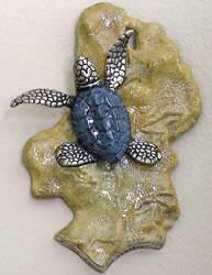 Lil' Scooter Bronze Turtle