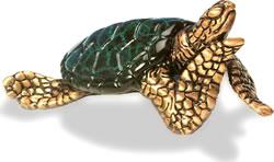 Chillin Ltd. Ed. Bronze Turtle