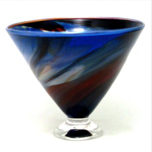 Blue Martini Bowl