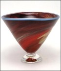 Red Martini Bowl