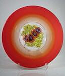Orange Sea Fan Platter