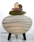 Cairn Kyoto Lantern Earthtone