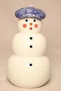 Newsie Snowman
