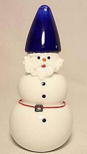 Gnome Snowman