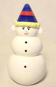 Hermie Snowman
