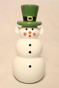 Leprachaun Snowman