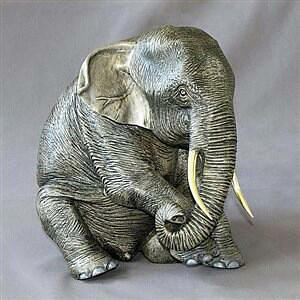 Elephant Papa African Wildlife