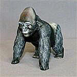 Gorilla Silverback Female Black