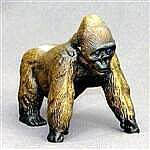 Gorilla Silverback Female Brown