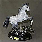 Horse Spirit of The Wind Dapple Gray