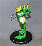 Golfer Frog Lemon Lime