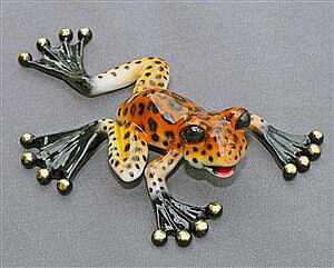 Wally Leopard Color Patina