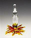 Zinnia Perfume Bottle