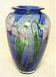 Tropic Orchid Vase