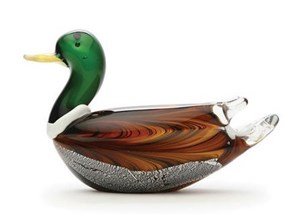 Large Mallard Duck