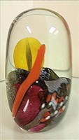 Coral Reef Sculpture Paperweight