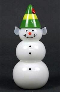 Elf Snowman II