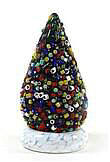 Christmas Tree Paperweight Multi-Color