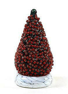 Christmas Tree Red Color