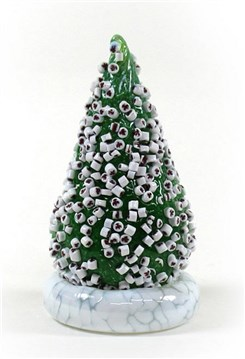 Christmas Tree Snowy White