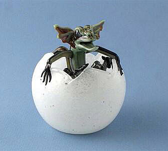 Dragon in Egg