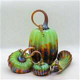 Green Orchid Pumpkins