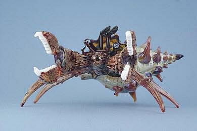 Large Hermit Crab