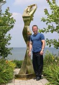 Boris Kramer - Bronze Sculpture