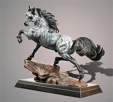 The Stallion by Barry Stein