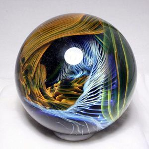 Kevin O Grady Contemporary Glass Marbles At Art Glass By